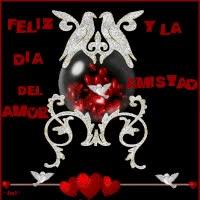 Watch and share DIA DEL AMOR Y LA AMISTAD GIFs on Gfycat
