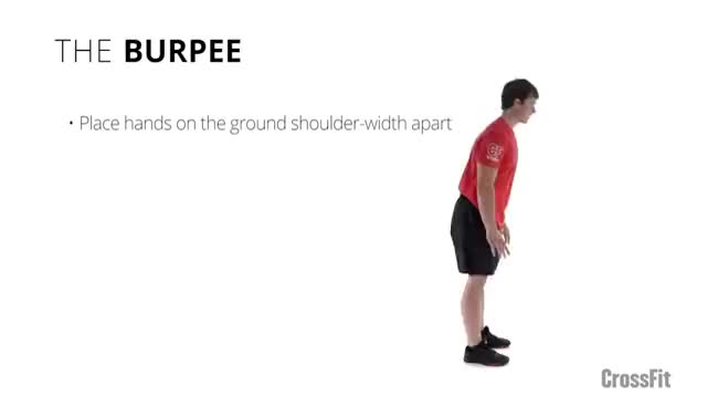 Watch and share The Burpee GIFs on Gfycat