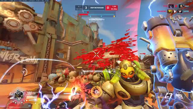 Watch and share Overwatch GIFs by whoaskedyou on Gfycat