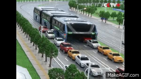 Watch and share Futuristic Bus GIFs on Gfycat