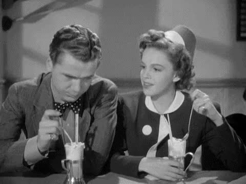 Watch Judy Garland GIF on Gfycat. Discover more Babes on Broadway, Judy Garland, Love Finds Andy Hardy, Ziegfeld Girl, cutie, everybody sing, jgfans, presenting lily mars, strike up the band, summer stock, the wizard of oz GIFs on Gfycat