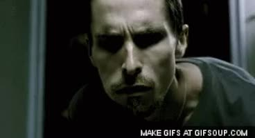 Watch and share The Machinist GIFs on Gfycat