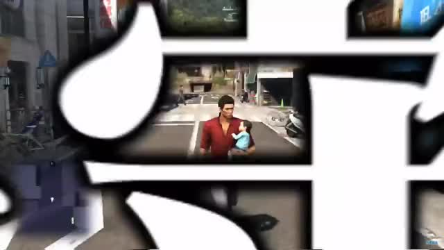 Watch and share Ryu Ga Gotoku GIFs and Yakuza 6 GIFs on Gfycat
