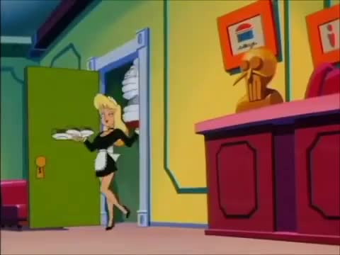 Watch and share Animaniacs  - Hello French Nurse GIFs on Gfycat