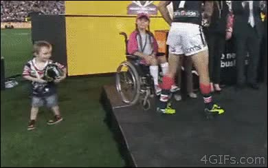 Watch Just gonna go up on stage (reddit) GIF on Gfycat. Discover more childrenfallingover GIFs on Gfycat