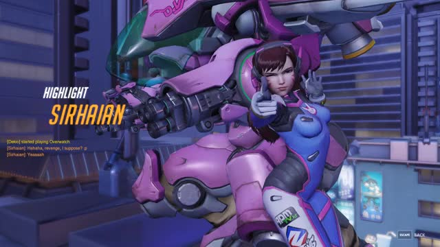 Watch and share Overwatch GIFs and Kill GIFs by Kevin Leroy on Gfycat
