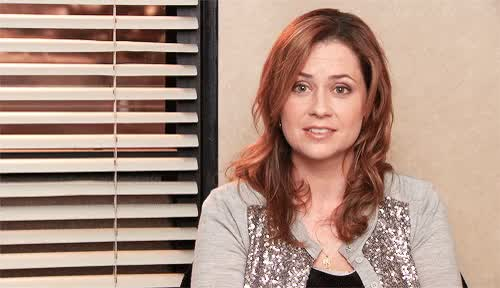 Watch this the office GIF on Gfycat. Discover more jenna fischer GIFs on Gfycat