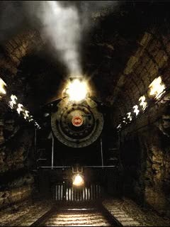 Watch and share Train Tunnel GIFs on Gfycat