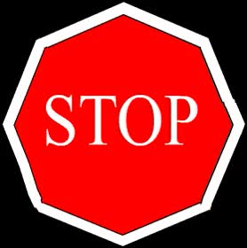 Watch and share Stop Sign GIFs on Gfycat
