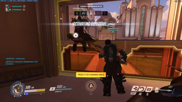 Watch and share Overwatch GIFs by cuda242 on Gfycat