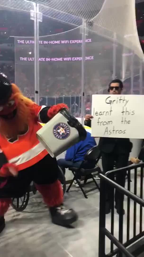 Watch and share Gritty Astros GIFs by spiderweb1986 on Gfycat