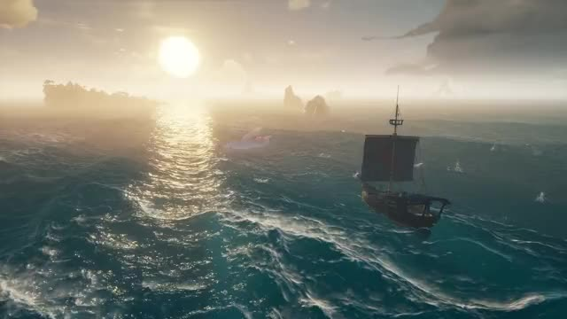 Watch this trending GIF by Slicer Dyster (@slicerdyster) on Gfycat. Discover more Sea of Theives, Sea of Thieves, Sea of Thieves Anniversary, Sea of Thieves Cooking, Sea of Thieves Fishing, Sea of Thieves Harpoon, Sea of Thieves Mega Update, Sea of Thieves Tall Tales, Sea of Thives, Tall Tales GIFs on Gfycat