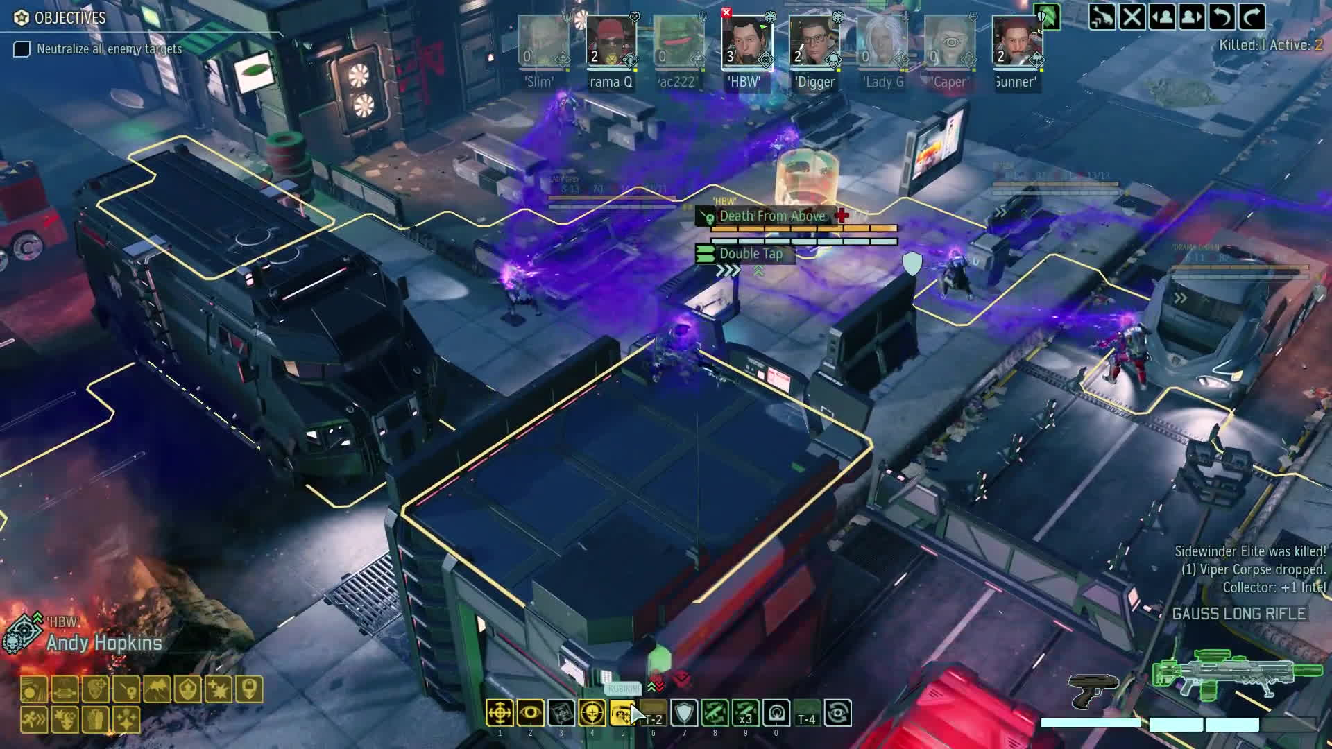 derava, long war 2, lw2, Sectopod doesn't care about Kubikiri GIFs