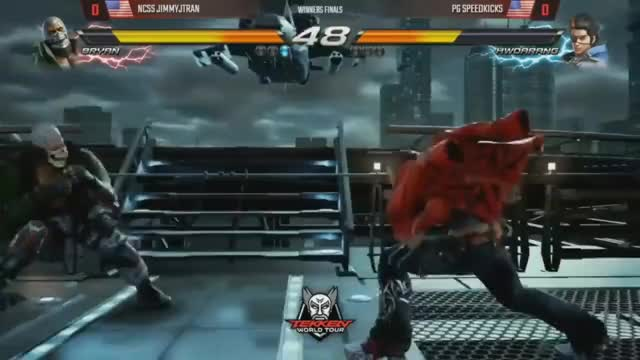 Watch Tekken 7 World Tour - Mr Naps (Bryan) vs Speedkicks (Law / Hwoarang / Steve) (Winner Finals) GIF on Gfycat. Discover more All Tags, Lars, Steve, alisa, claudio, combo, dragunov, fight, gigas, hwoarang, jin, juggle, lili, meloo, nina, online, paul, rank, violet, yoshimitsu GIFs on Gfycat