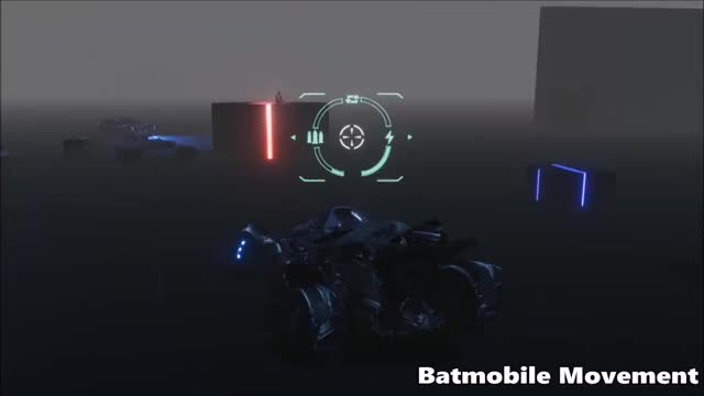 Watch and share Batman Batmobile Remake Inside Unity3D GIFs by yassereda on Gfycat