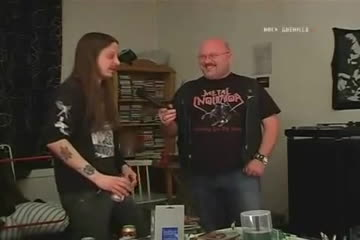 MetalMemes, fenriz, funny, Everyone Trying to Sing Along Ever GIFs
