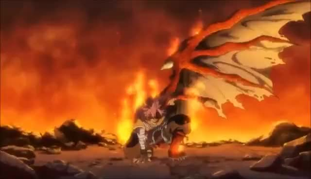 Watch and share Fairy Tail Dragon Cry GIFs on Gfycat