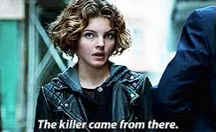 Watch and share Camren Bicondova GIFs on Gfycat