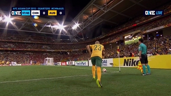 Aleague, straya, r/Soccer's top 5 goals of the season for every major league during 2014/15 (reddit) GIFs