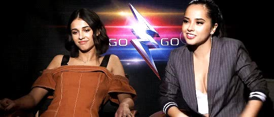 Watch and share Naomi Scott GIFs on Gfycat
