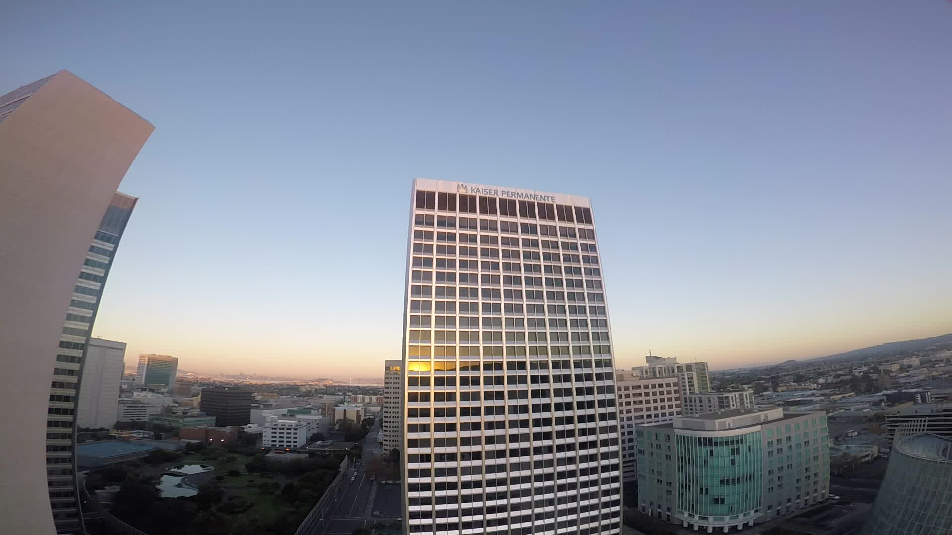 The tallest building in... Oakland. GIFs