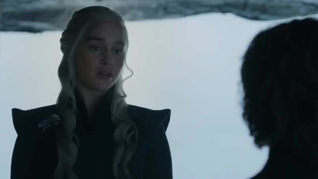 Watch Tyrion and Daenerys discuss her succession - Game of Thrones S07E06 GIF on Gfycat. Discover more 7x06, Daenerys, celebs, emilia clarke, got, s07e06, succession, tyrion GIFs on Gfycat