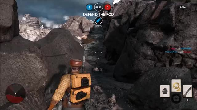Watch and share Battlefront GIFs and Gaming GIFs by commander_lol on Gfycat