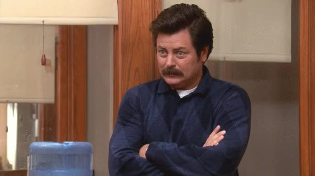 Watch and share Nick Offerman GIFs by jacknoise on Gfycat