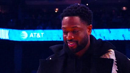 Watch and share Dwyane Wade — 2019 Slam Dunk Contest GIFs by Off-Hand on Gfycat