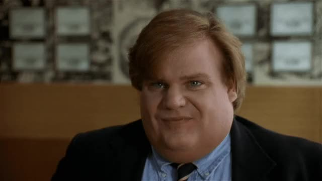 Watch and share Chris Farley - Something Special GIFs by snuffyTHEbear on Gfycat