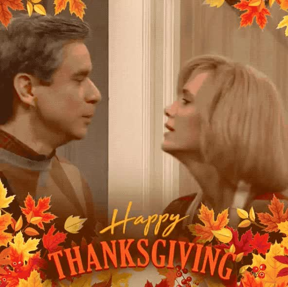 Watch this thanksgiving GIF by GIF Queen (@ioanna) on Gfycat. Discover more Thaksgiving, gratitude, happy, kiss, live, night, saturday, thankful, thanks GIFs on Gfycat