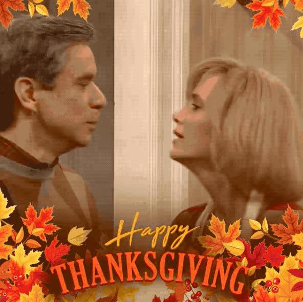 Thaksgiving, gratitude, happy, kiss, live, night, saturday, thankful, thanks, SNL - Thanksgiving GIFs