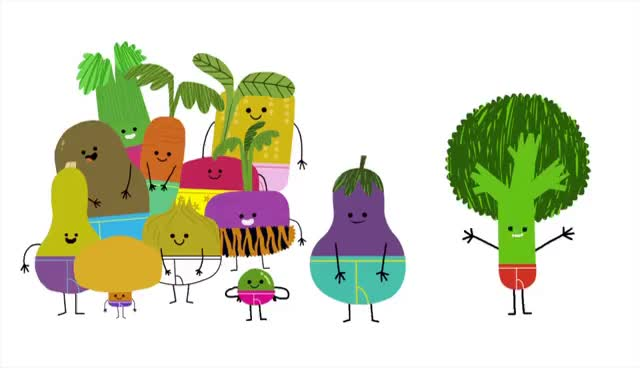 Watch and share Vegetables In Underwear By Jared Chapman GIFs on Gfycat