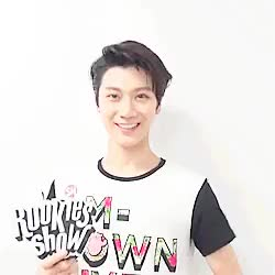 Watch  TEN  GIF on Gfycat. Discover more Chittaphon Leechaiyapornkul, sm rookies, smrookies, sr15b, ten GIFs on Gfycat