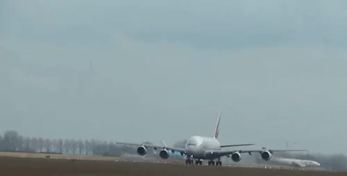 Watch and share Schiphol Amsterdam GIFs and Airbus A380 GIFs on Gfycat