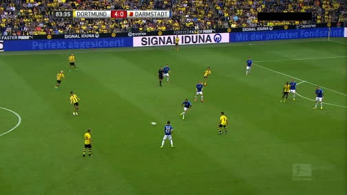 borussiadortmund, 5:0 Rode (cut) GIFs