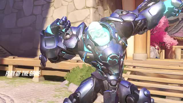 Watch and share Overwatch GIFs and Reinhardt GIFs by Jimmy Adamek on Gfycat