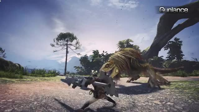 Watch and share Monster Hunter GIFs and Action GIFs on Gfycat