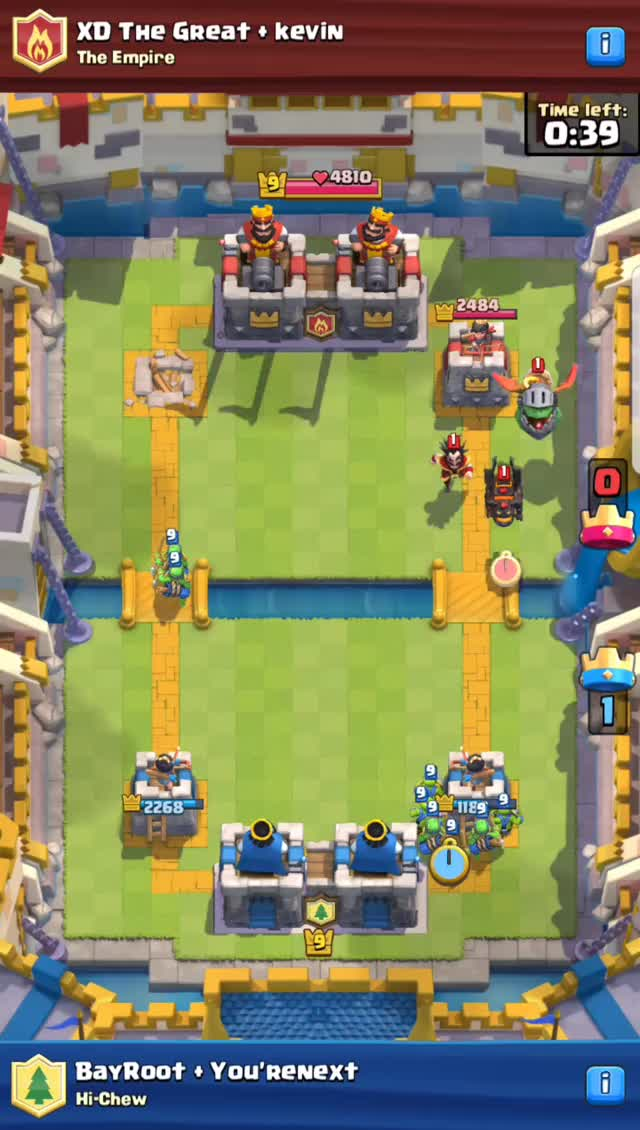 Watch Countering 26 elixir with 6 elixir GIF on Gfycat. Discover more ClashRoyale GIFs on Gfycat