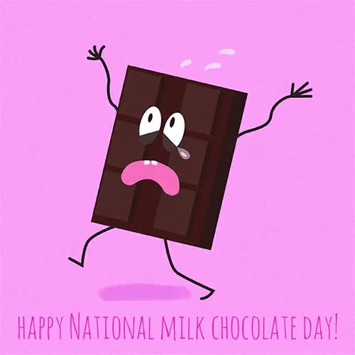 Watch and share Milk Chocolate GIFs and Animation GIFs on Gfycat