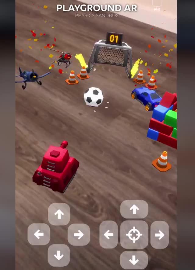 Watch and share PlaygroundAR-Teaser GIFs on Gfycat