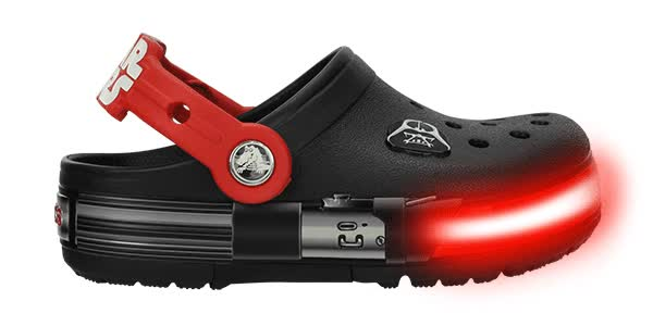 Watch Light Up Star Wars Crocs GIF on Gfycat. Discover more related GIFs on Gfycat
