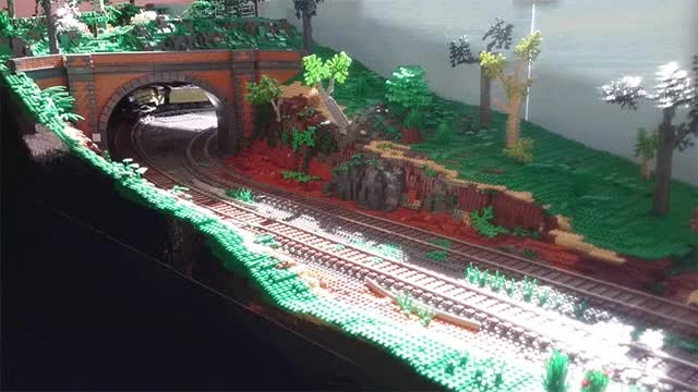 Watch and share Modeltrains GIFs and Train GIFs on Gfycat