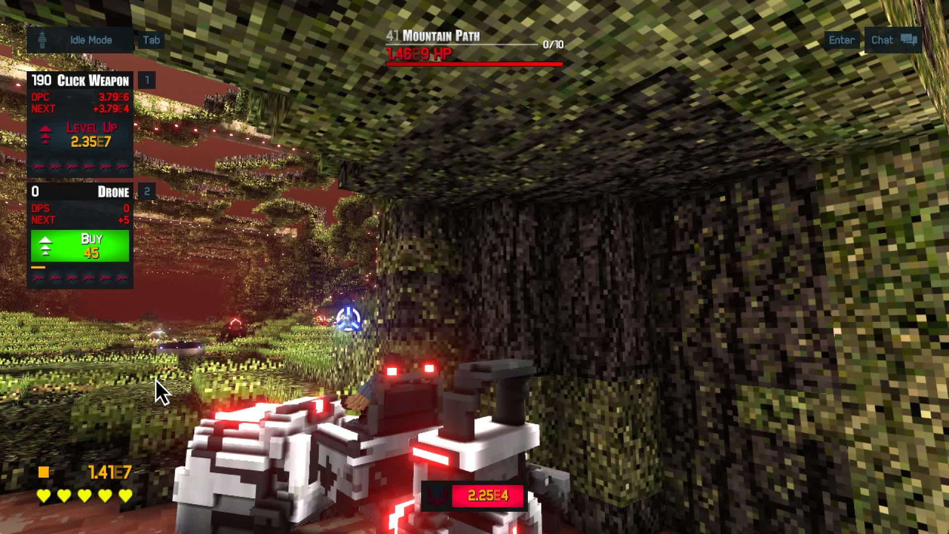 Clicker, FPS, Game, Idle, Incremental, Proton Studio, RPG, Time Clickers 2, Time Warpers, Video Game, Time Warpers Hoverbike GIFs