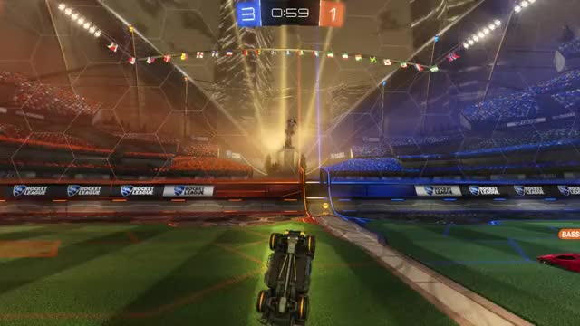 Watch and share Rocket League GIFs and Powerslide GIFs by jimmajamjamie on Gfycat