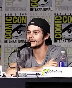 """Watch Dylan's reaction to a girl saying """"you're gonna kill me"""" to  GIF on Gfycat. Discover more 1k, 2k, dobedit, dobrienedit, dylan o'brien, dylano'brienedit, dylanobrienedit, gif, mine, twcastedit GIFs on Gfycat"""