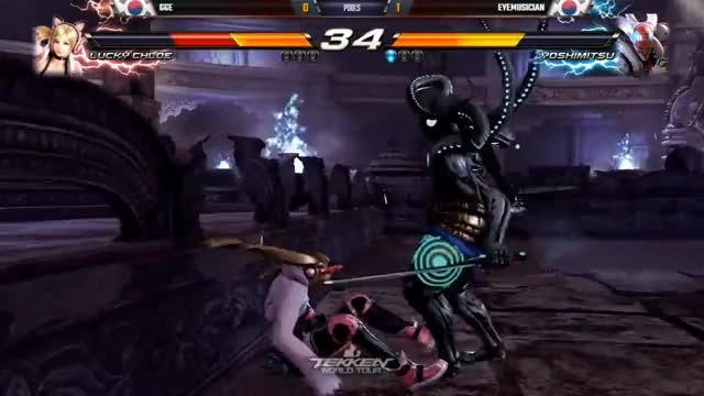 Watch Tekken 7 Yoshi gameplay GIF on Gfycat. Discover more Yoshi GIFs on Gfycat