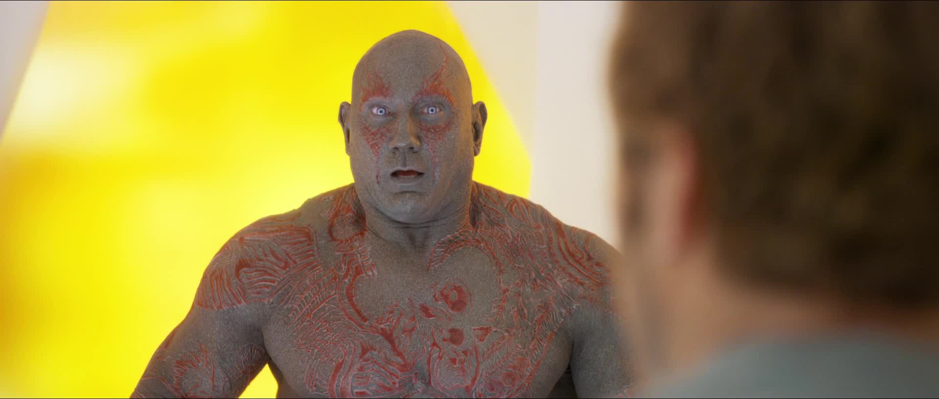 dave bautista, guardians of the galaxy, laughing, marvel, Drax Laughing Dave Bautista GIFs