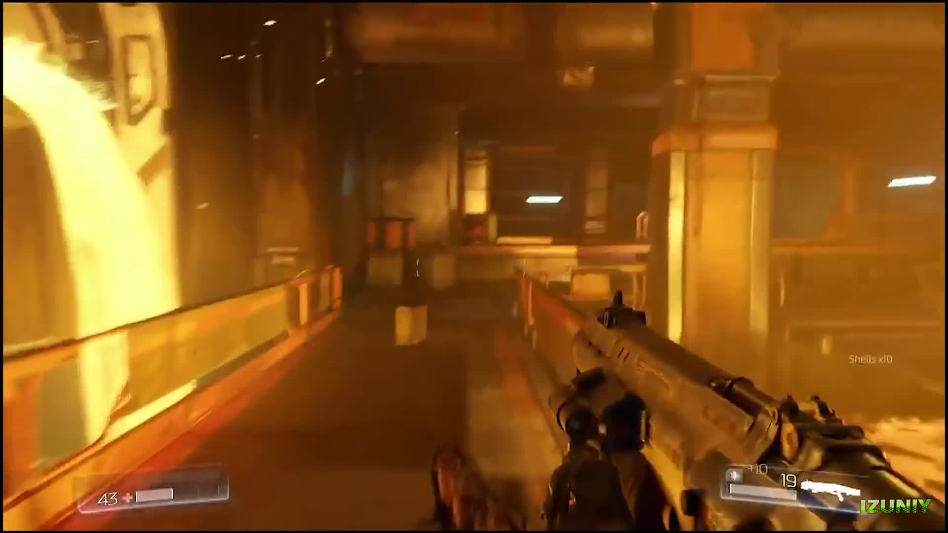 DOOM 4 GAMEPLAY 18 Minutes Singleplayer, Multiplayer & Co-op