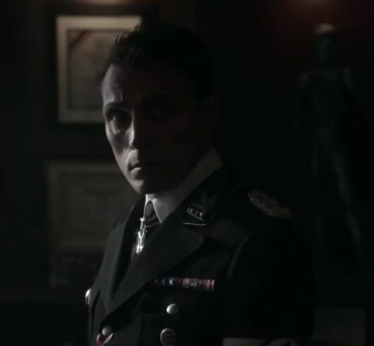 Watch this man in the high castle GIF by Richard Rabbat (@ricardricard) on Gfycat. Discover more John Smith, Nod, john smith, man in the high castle, nod, rufus sewell, the man in the high castle GIFs on Gfycat